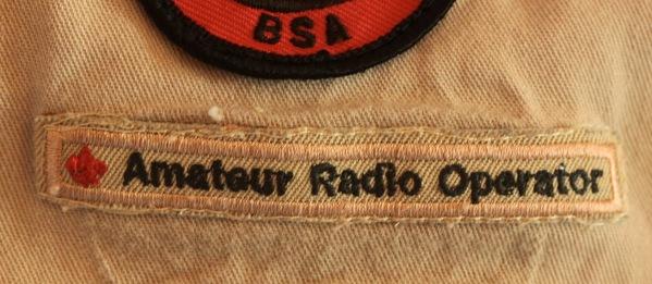 BSA radio patch