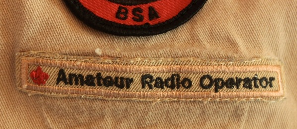 BSA radio patch