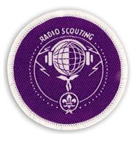 Radio Scouting patch