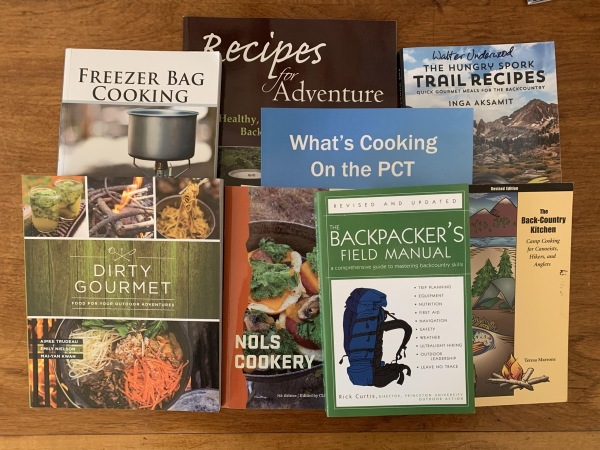 Trail cooking books